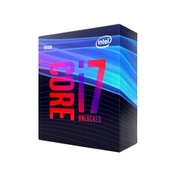 Intel i7-9700K  BOX  64MB 8/8  3,6GHZ *Coffee Lake*