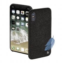 "HAMA Cover ""Cozy"" für  Apple iPhone X/Xs, Schwarz"