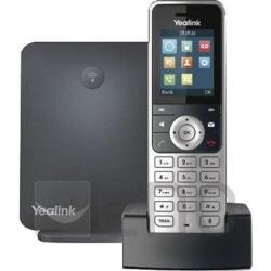 Yealink W53P - Schnurloses VoIP-Telefon - SIP