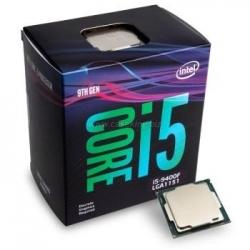 Intel CPU i5-9400F BOX  9MB 6/6  2,9GHZ *Coffee Lake*