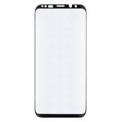 HAMA 3D-Full-Screen-Schutzglas - Samsung Galaxy S9+,Schwarz