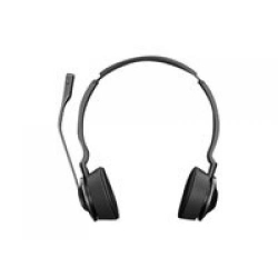 Jabra Engage 75 Stereo Headset On-Ear kabellos DECT