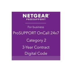 Netgear ONCALL 24X7 CATEGORY 2/3YR