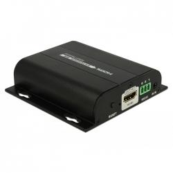 Delock Adapter Video Extender TCP/IP HDMI Empfänger