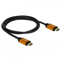 Delock Ultra High Speed HDMI Kabel 48 Gbps 8K 60 Hz 1,5m
