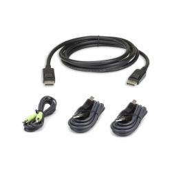 ATEN CABLE KIT DisplayPort 1.2 /USB/SP L:3M