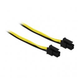 Delock Kabel Power Micro Fit 3.0 4 Pin St > St 20 cm intern