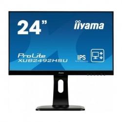 """Iiyama 24"""" XUB2492HSU-B1 VGA HDMI DP USB"""