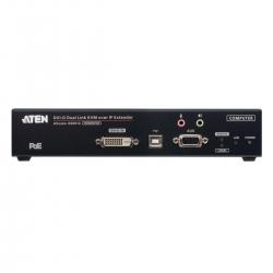 ATEN 2K DVI-D dual-link KVM over IP Transmitt