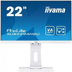 """Iiyama 22"""" XUB2294HSU-W1 VGA HDMI DP USB"""