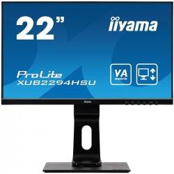"BWARE Iiyama ProLite LED-Monitor 21.5"" sichtbar 1920 x 1080"