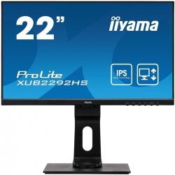 "Iiyama 22"" XUB2292HS-B1 VGA HDMI DP"
