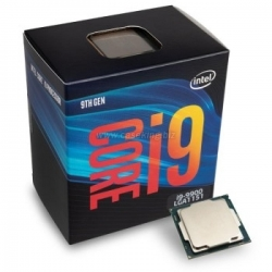 Intel CPU i9-9900  BOX  64MB 8/16 3,1GHZ *Coffee Lake*