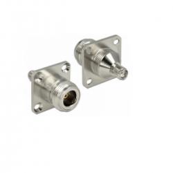 Delock HF Adapter N Buchse > SMA Buchse zum Einbau 36,50