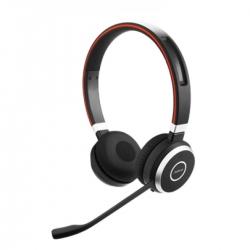 Jabra Evolve 65 MS stereo - Headset - On Ear - kabellos