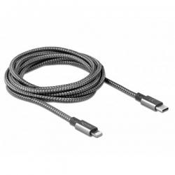 Delock Daten- und Ladekabel USB Type-CT zu LightningT für iP