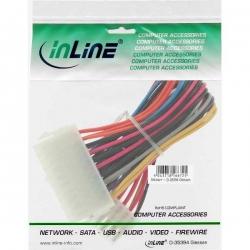InLine Stromadapter intern - 20pol ATX Netzteil zu 24pol EPS