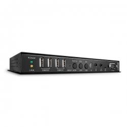Lindy 4K HDMI & USB Over IP Extender - Receiver