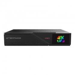 Dreambox DM900 UHD 4K 2x DVB-S2X / 1x DVB-C/T2 Triple Tuner