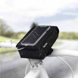 HAMA Uni-Smartphone-Fahrradhaltertasche 8-14cm