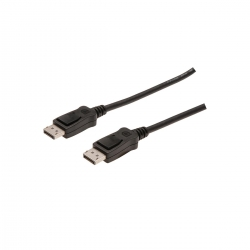 DIGITUS DisplayPort Anschlusskabel, DP