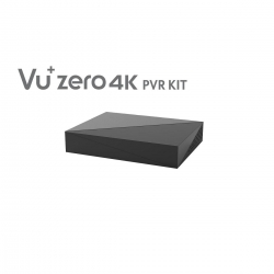 VuPlus VU+Zero 4K PVR Kit incl. 2TB HDD