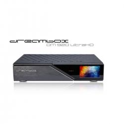 Dreambox DM920 UHD 4K 1x DVB-S2X FBC Multistream / 1x DVB-S2