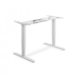 DIGITUS elek. Höhenverstellbares Tischgestell - Weiß