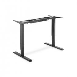 DIGITUS elek. Höhenverstellbares Tischgestell - schwarz