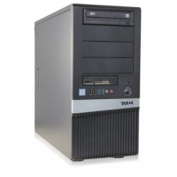 TAROX Workstation E9222CT- XEON-E,8GB,P2200,W10P