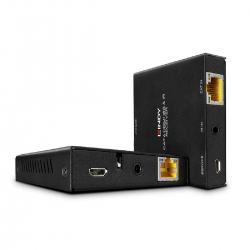 Lindy 50m Cat.6 HDMI 18G & IR Extender mit PoC & Loop Out