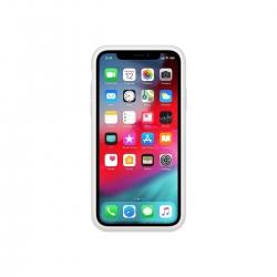BWARE Apple Smart Batteriefach für Mobiltelefon Silikon wei3