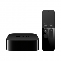Apple TV Gen. 4 Digitaler Multimedia-Receiver Full HD 32 GB