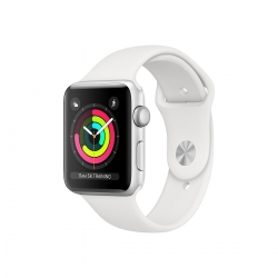 Apple Watch S3 GPS 42mm silber