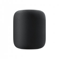 Apple HomePod Smart-Lautsprecher mit 6 Mic. Space Grau