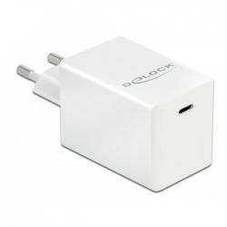 Delock USB Ladegerät 1 x USB-CT PD 3.0 kompakt mit 60 W