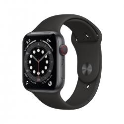 Apple Watch S6 Alu 44mm Cellular SpaceGrau sch