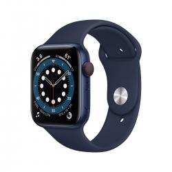 Apple Watch S6 Alu 44mm Cellular Blau dunkelma