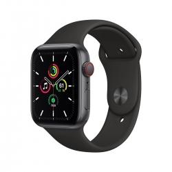 Apple Watch SE Alu 44mm Cellular SpaceGrau sch