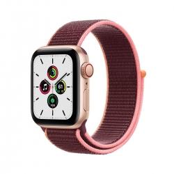 Apple Watch SE Alu 44mm Cellular Gold Sport Lo