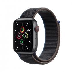 Apple Watch SE Alu 44mm Cellular SpaceGrau Spo