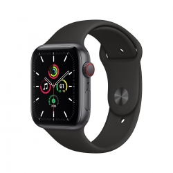 Apple Watch SE Alu 40mm Cellular SpaceGrau sch