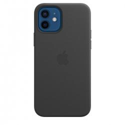 Apple Zubehör iPhone 12 | 12 Pro Hülle MagSafe Schwarz