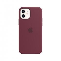 Apple Zubehör iPhone 12 | 12 Pro Hülle MagSafe Plum