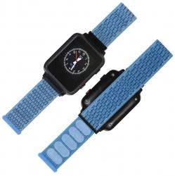 BWARE Lupus ANIO Smartwatch für Kinder blau