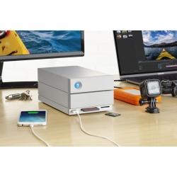 LaCie 2big Dock STGB20000400 20TB Thunderbolt 3