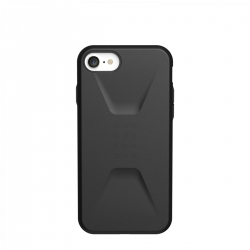 UAG Civilian Case Apple iPhone SE 2020/8/7/6S schw.