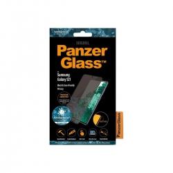 PanzerGlass Samsung Galaxy S21 Case Friendly, schw. AB