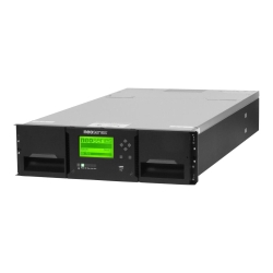Overland NEOxl 40 3u/40-slot base/1-drive/LTO8 SAS
