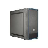 Cooler Master MasterBox E500L Silver, Metal Slide Panel